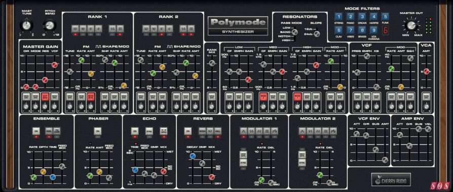 Cherry Audio Polymode