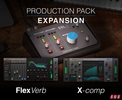 SSL Producer Pack