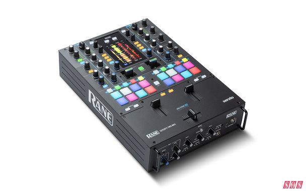 Rane Seventy-Two MkII DJ mixer