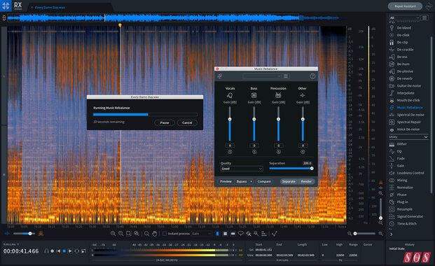 iZotope release RX 8