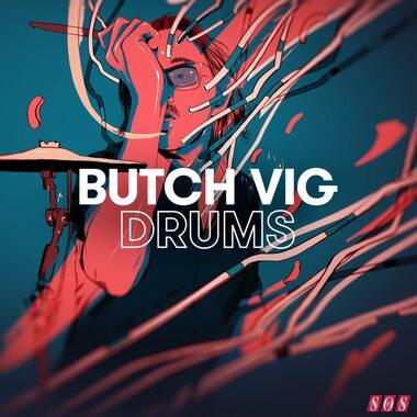 NI release Butch Vig Drums