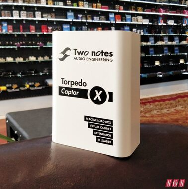 Two Notes release 16Ω Captor X