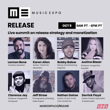 Music Expo Release Seminar
