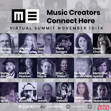 Music Expo Virtual Summit