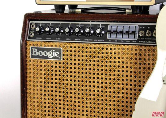 Gibson acquire Mesa/Boogie