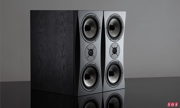 New high-end MTM monitor from OS Acoustics