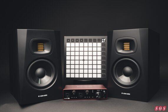 ADAM Audio studio bundles unveiled