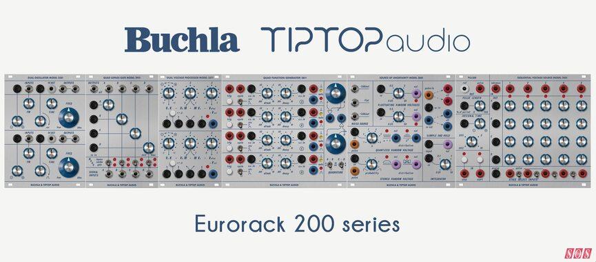 Buchla 200 Series returns!