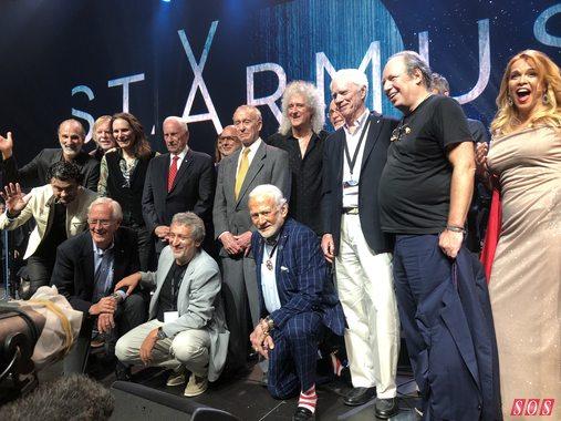 Starmus V star line-up 2019.
