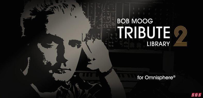 Spectrasonics Bob Moog Tribute Library 2.0