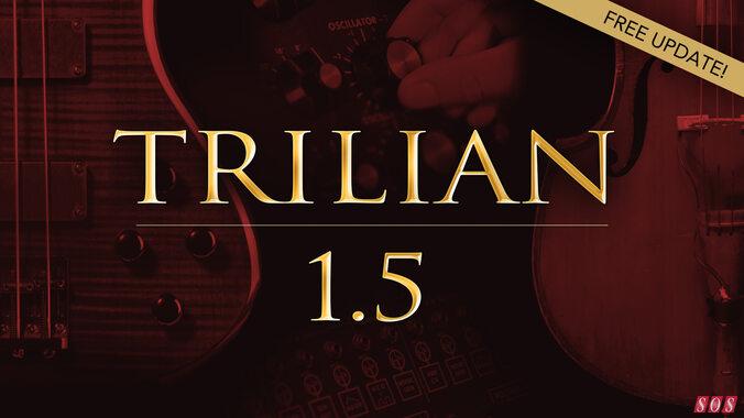 Spectrasonics Trilian 1.5