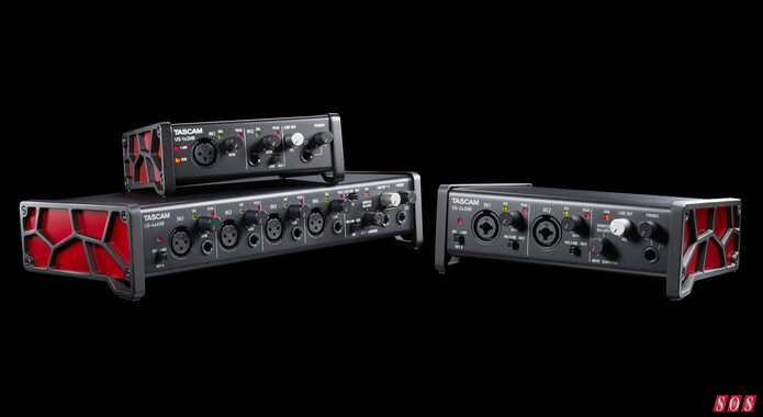 Tascam US-HR Series