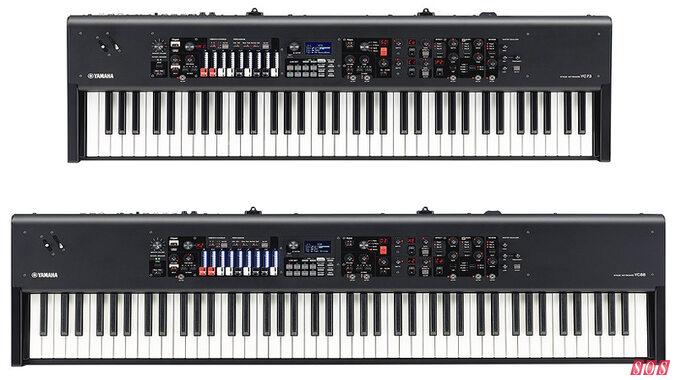 Yamaha expand YC series