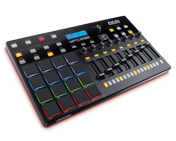 Collection Here Akai Professional Mpd226 16-pad Midi Usb Pad Controller New Pro Audio Equipment Pro Audio Equipment