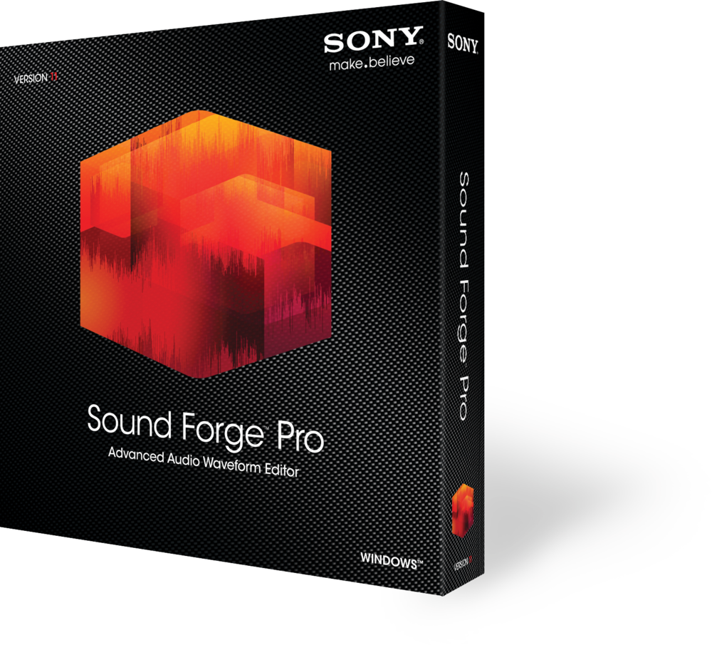 Sony release Sound Forge Pro 11 and SpectraLayers Pro 2