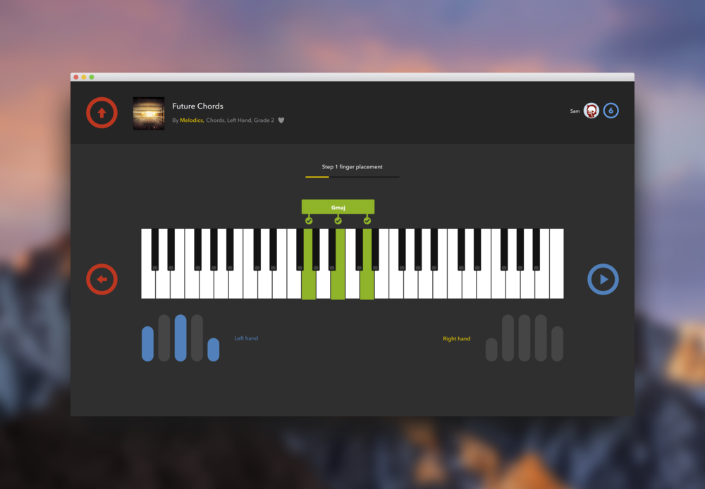 Melodics want to help producers play keys better