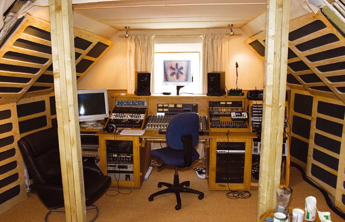 Can I Make A Recording Studio
