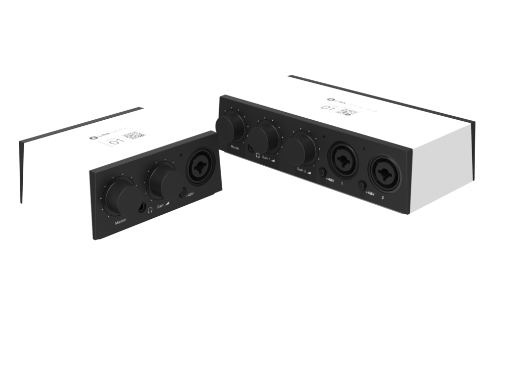 BandLab designs three affordable audio interfaces