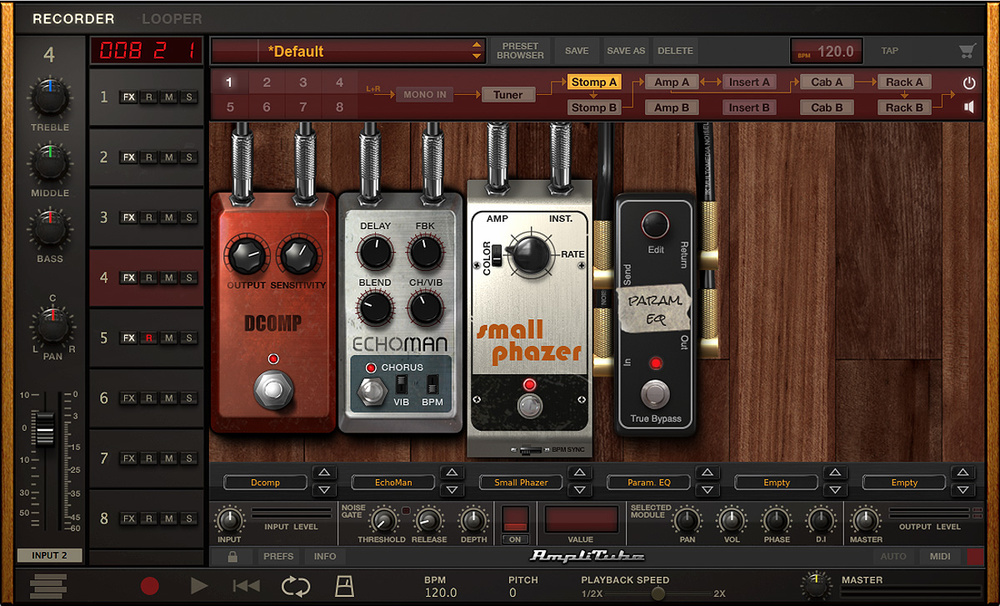 IK multimedia AmpliTube4