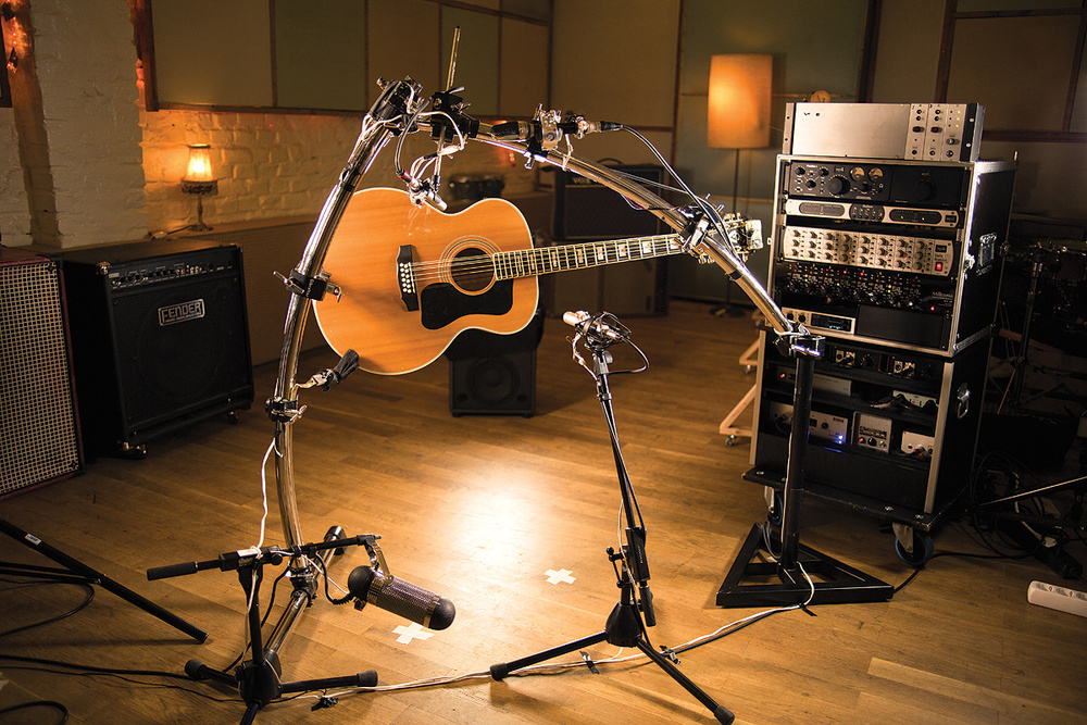 What Sampling The Acoustic Guitar Taught Us