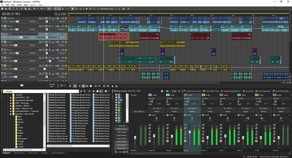 magix acid pro 8 review