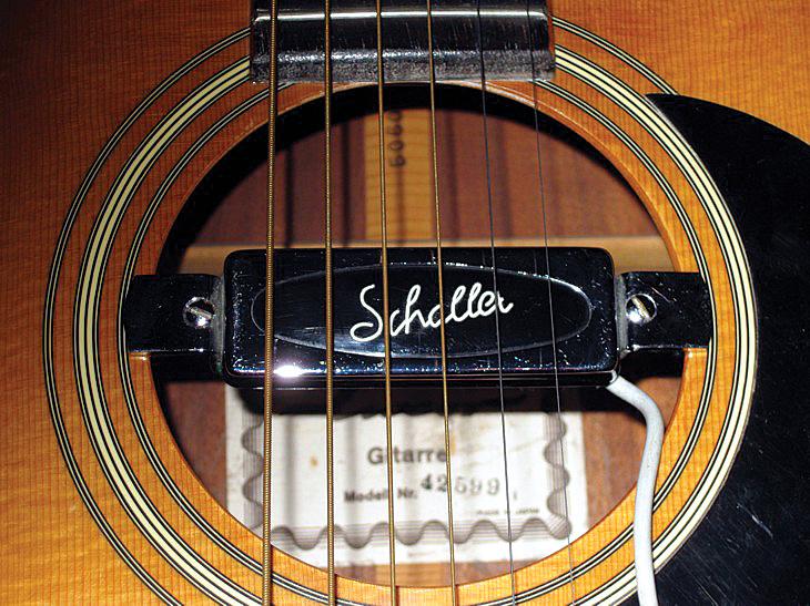 Mixing Acoustic Guitars Live
