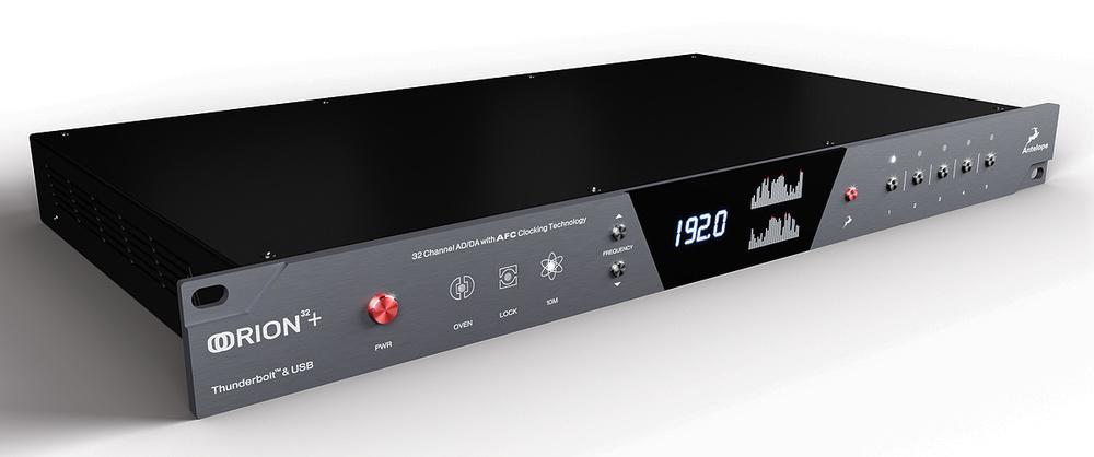 Antelope Audio Orion 32+ GEN3