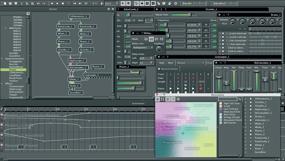 AudioMulch 2 0