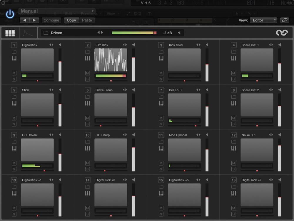 Audio Spillage Drum Spillage 2