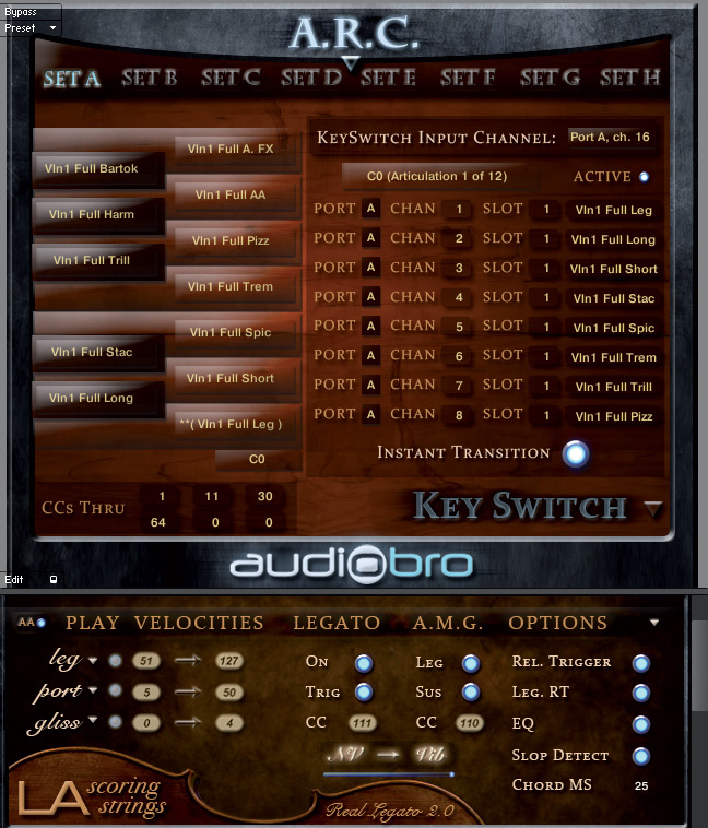 la scoring strings free mac