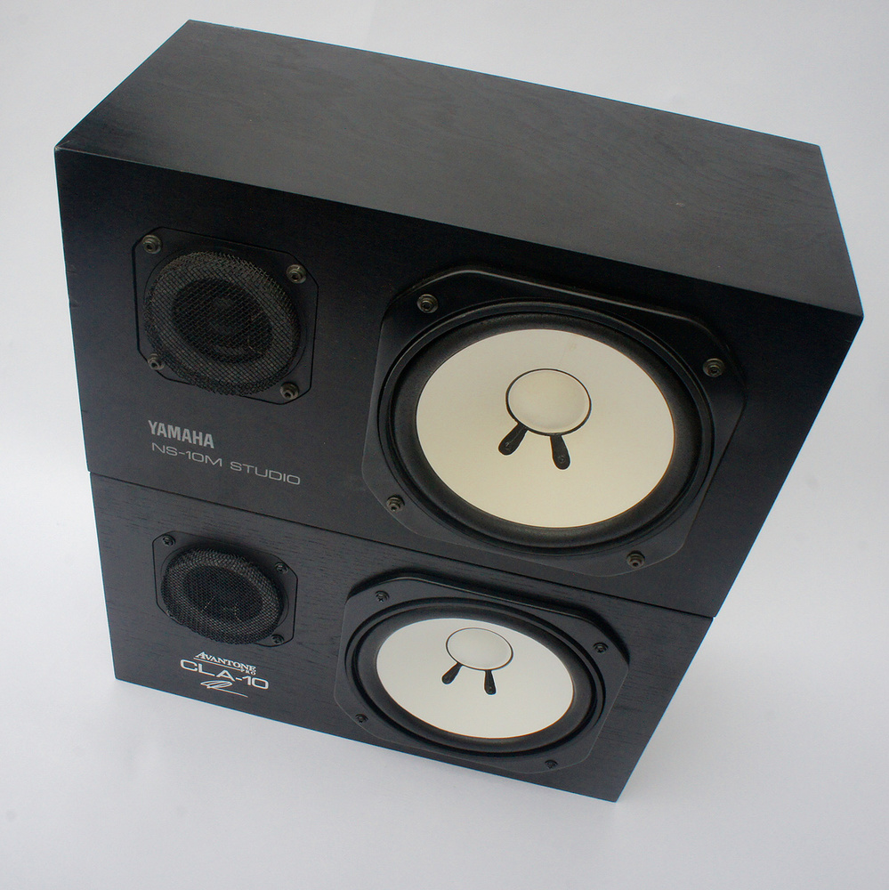 Equation 1 Speakers In Series