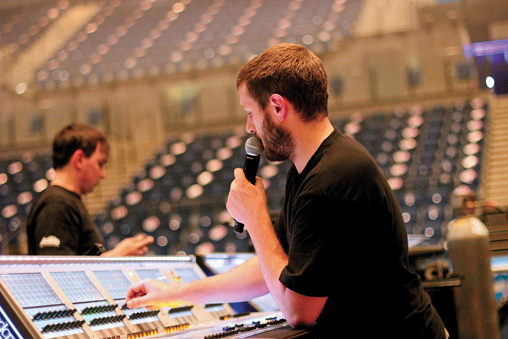 How To Become A Pro Live Sound Engineer