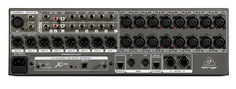 behringer x32 driver windows 10