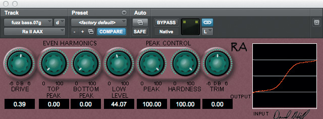 Crane Song & Dave Hill Plug-ins