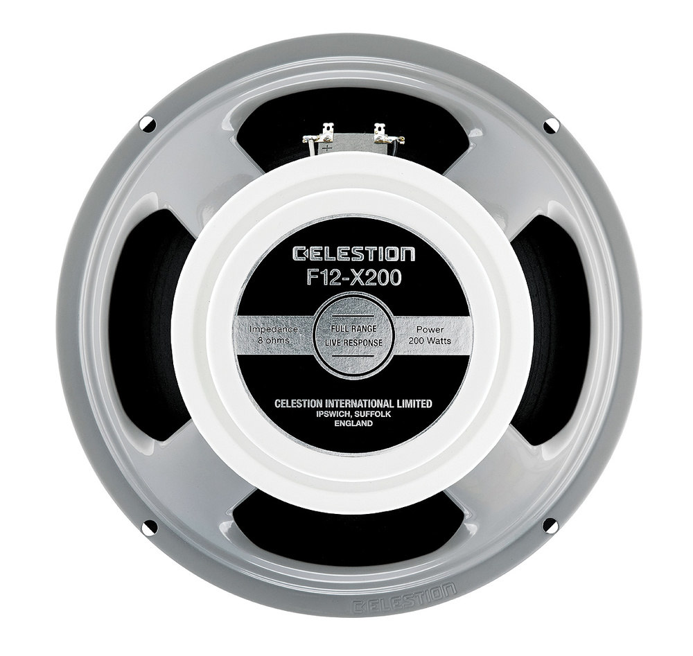 Celestion F12–X200