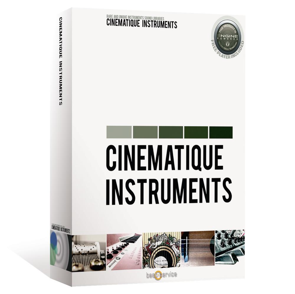 Best Service | Cinematique Instruments