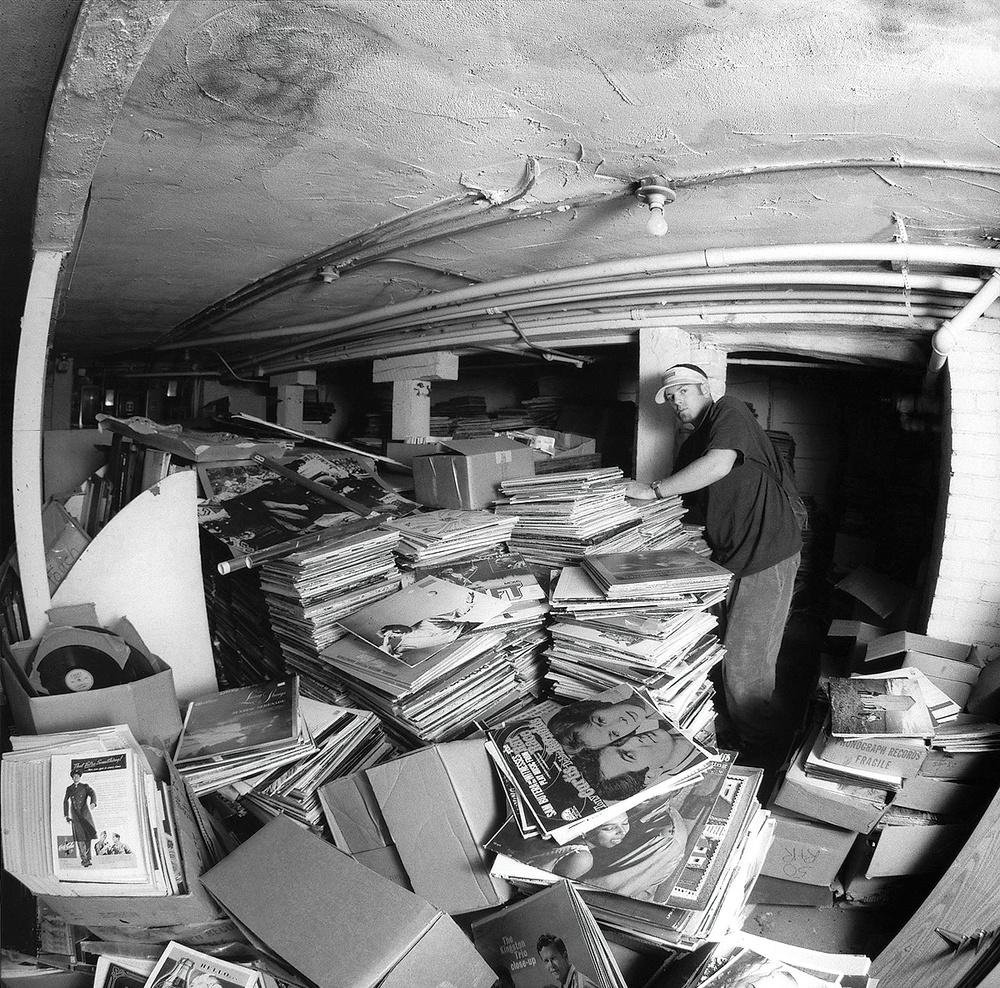 CLASSIC TRACKS: DJ Shadow 'Midnight In A Perfect World'