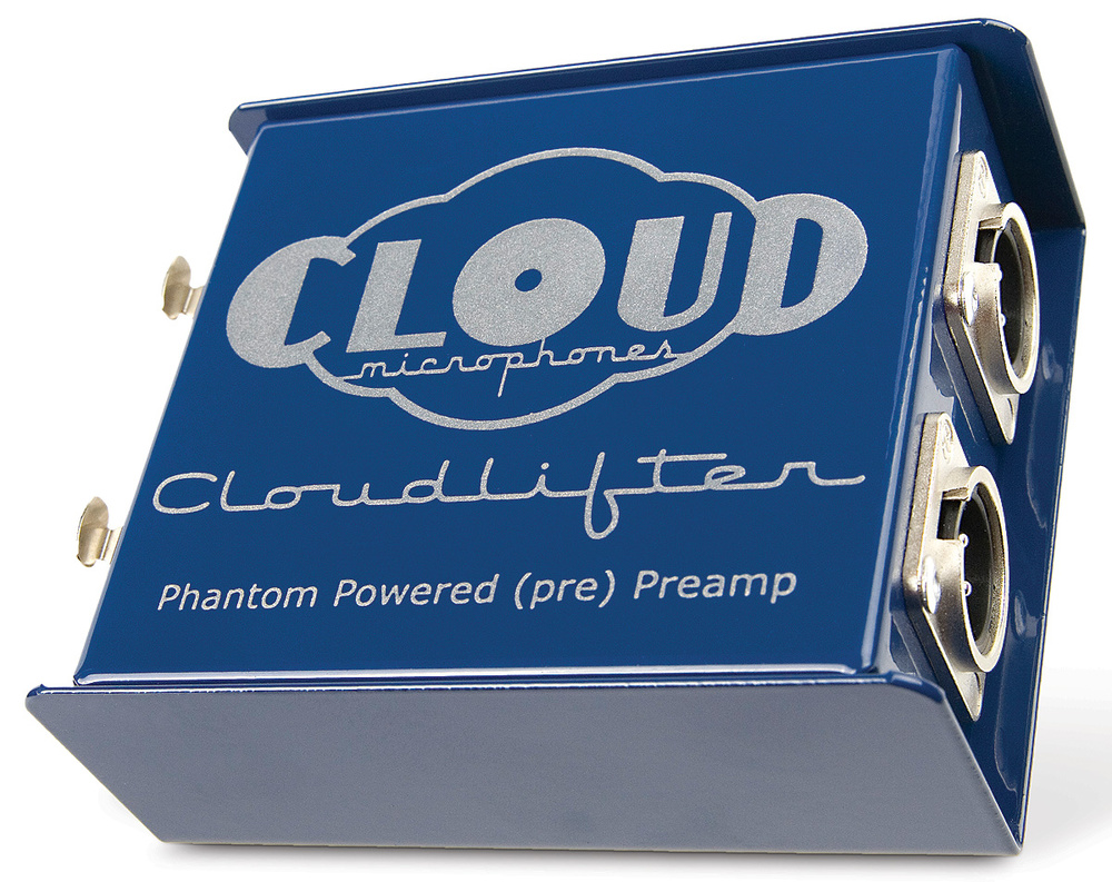 Cloud Microphones Cloudlifters The Circuit Is Phantom Powered And Very Sensitive It Uses Off Use A Passive Ribbon Mic With Any Preamp