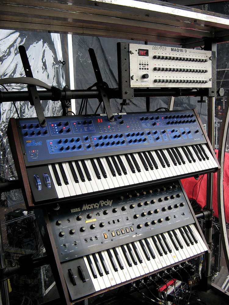 Matt Cox: MIDI Tech For The Chemical Brothers