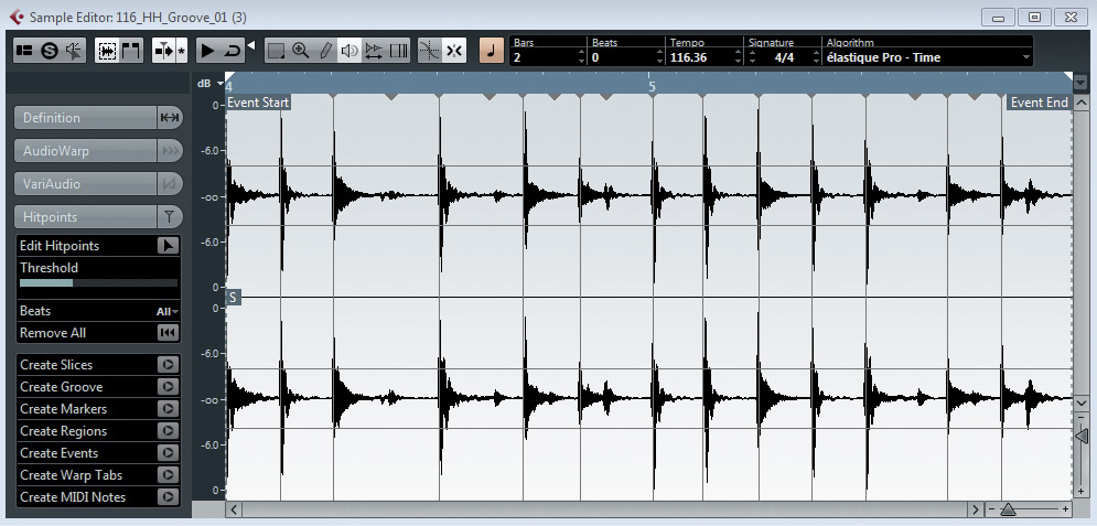 Liven Up Your Drum Loops, Part 1
