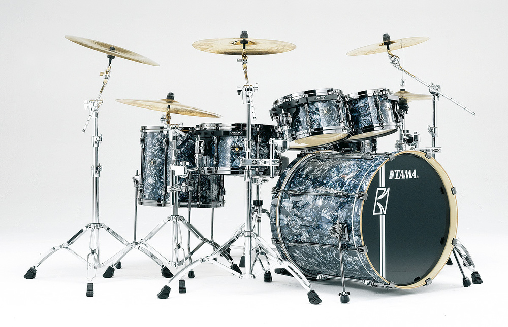 Replacing Reinforcing Recorded Drums