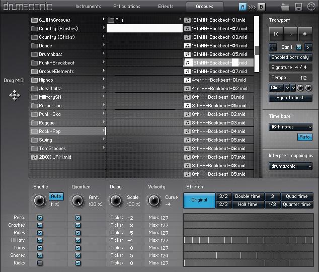 Drumasonic 2