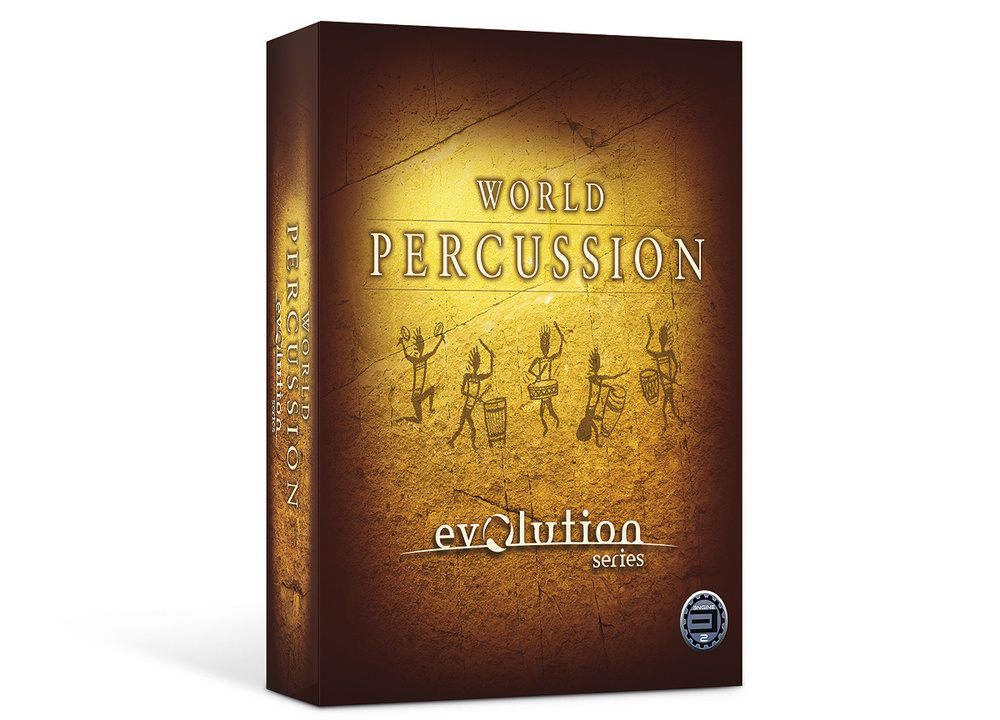 Evolution Series | World Percussion