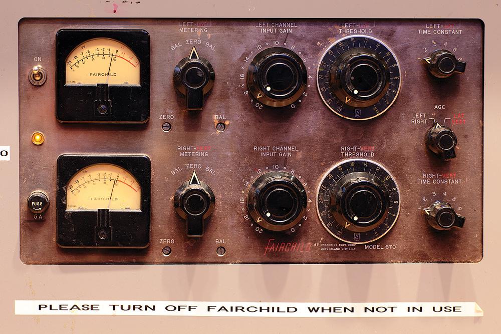 fairchild 660 670