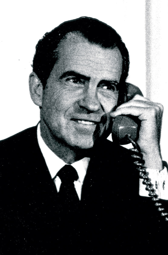Nixon White House tapes