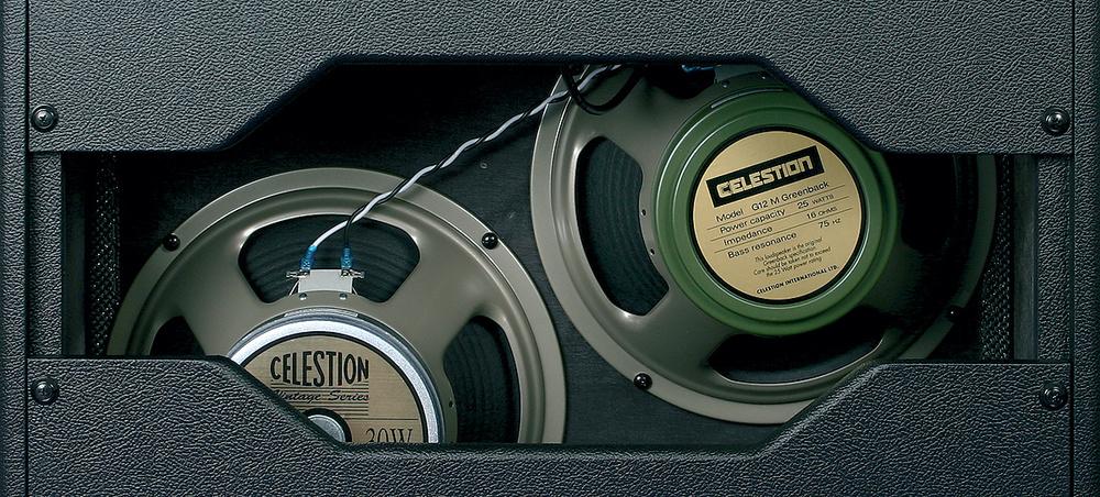 Choosing Guitar-amp Speakers