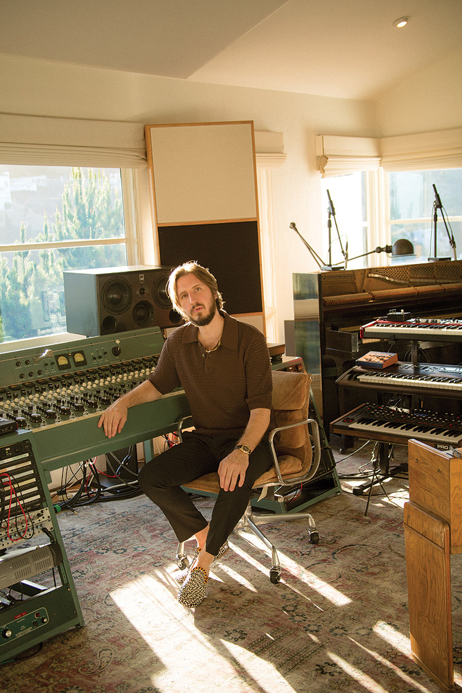 Emile Haynie: Producing Florence + The Machine