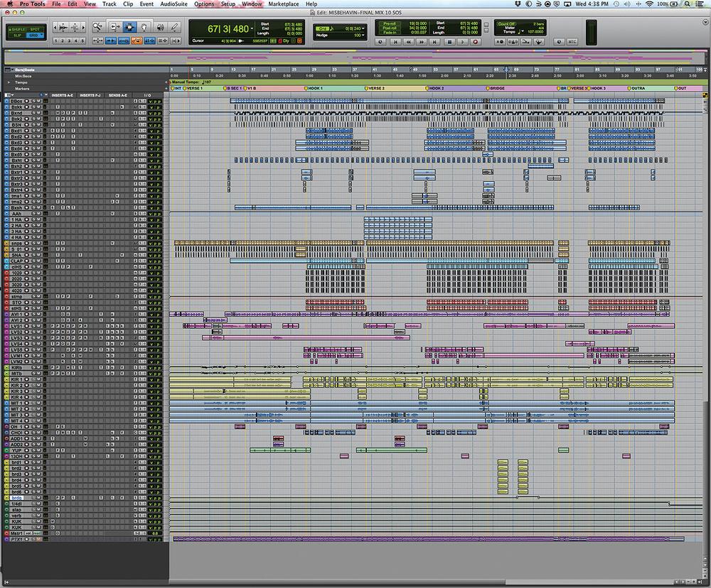 Inside Track: Pentatonix