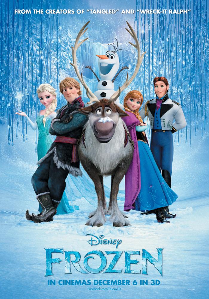 Inside Track Disney S Frozen
