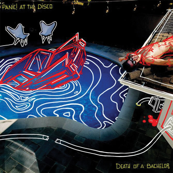 Inside Track: Panic! At The Disco